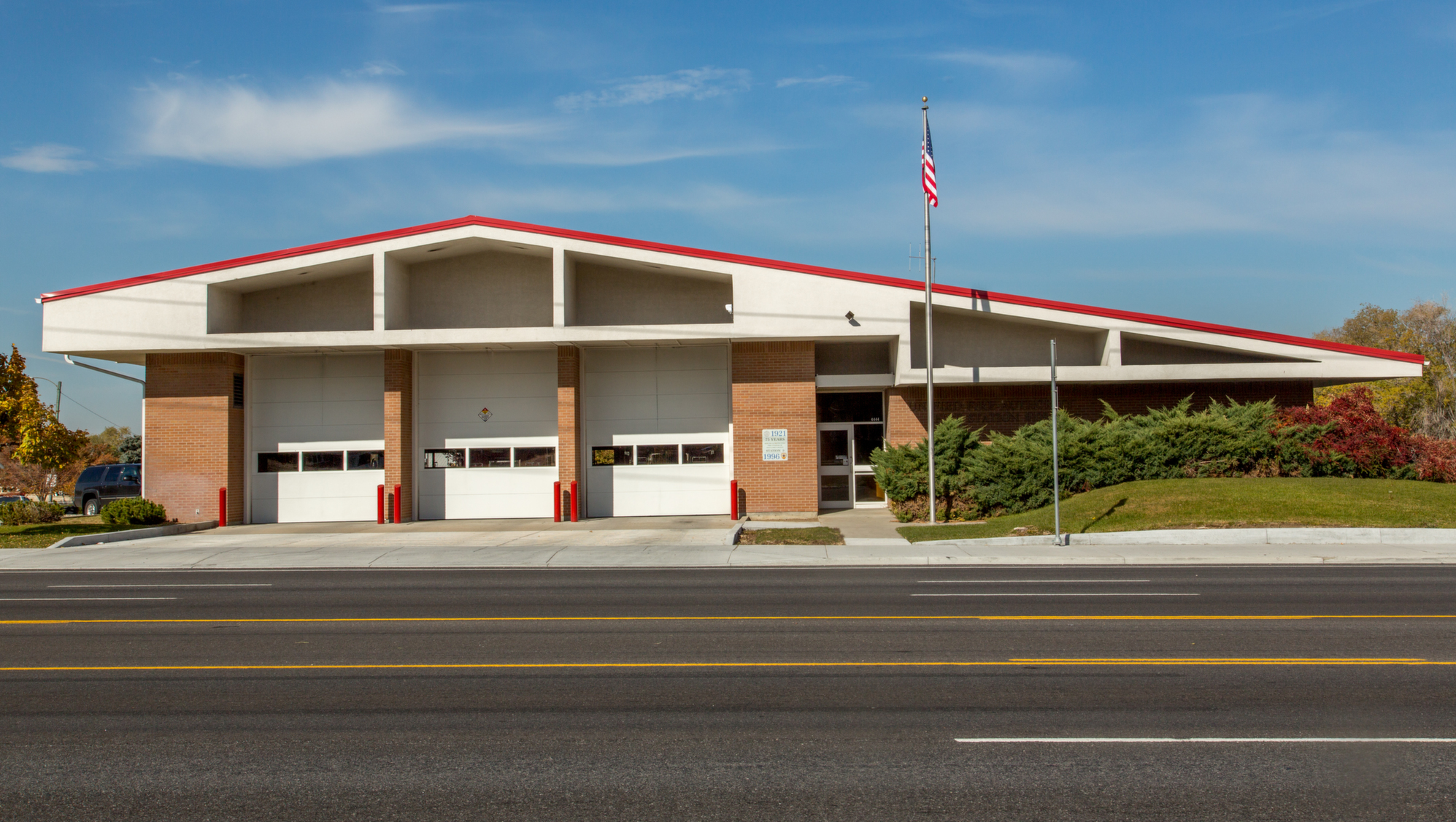 Station 109 4444 West 5415 South Kearns, UT 84118