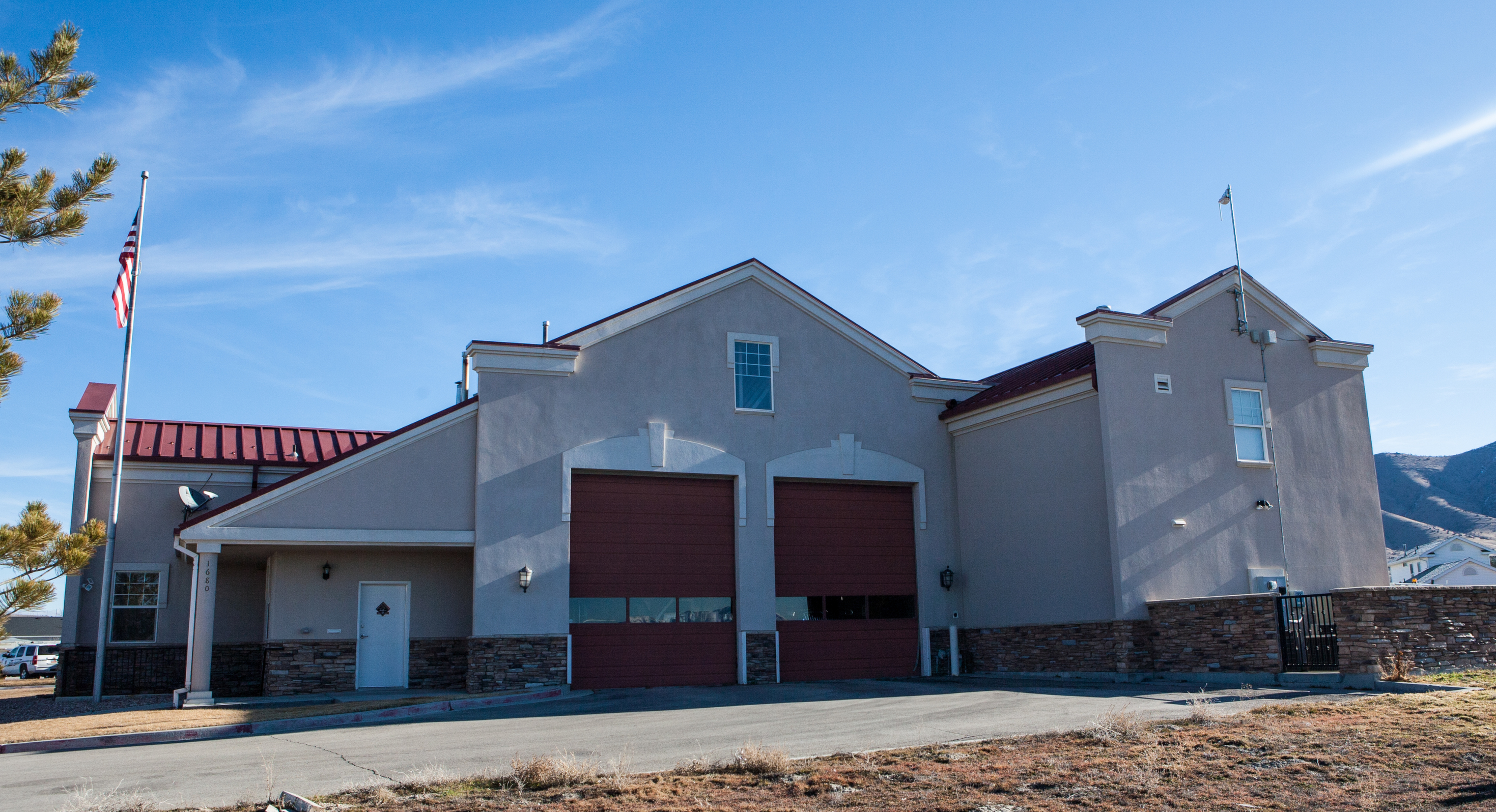 Station 251 1680 East Heritage Drive Eagle Mountain, UT 84005
