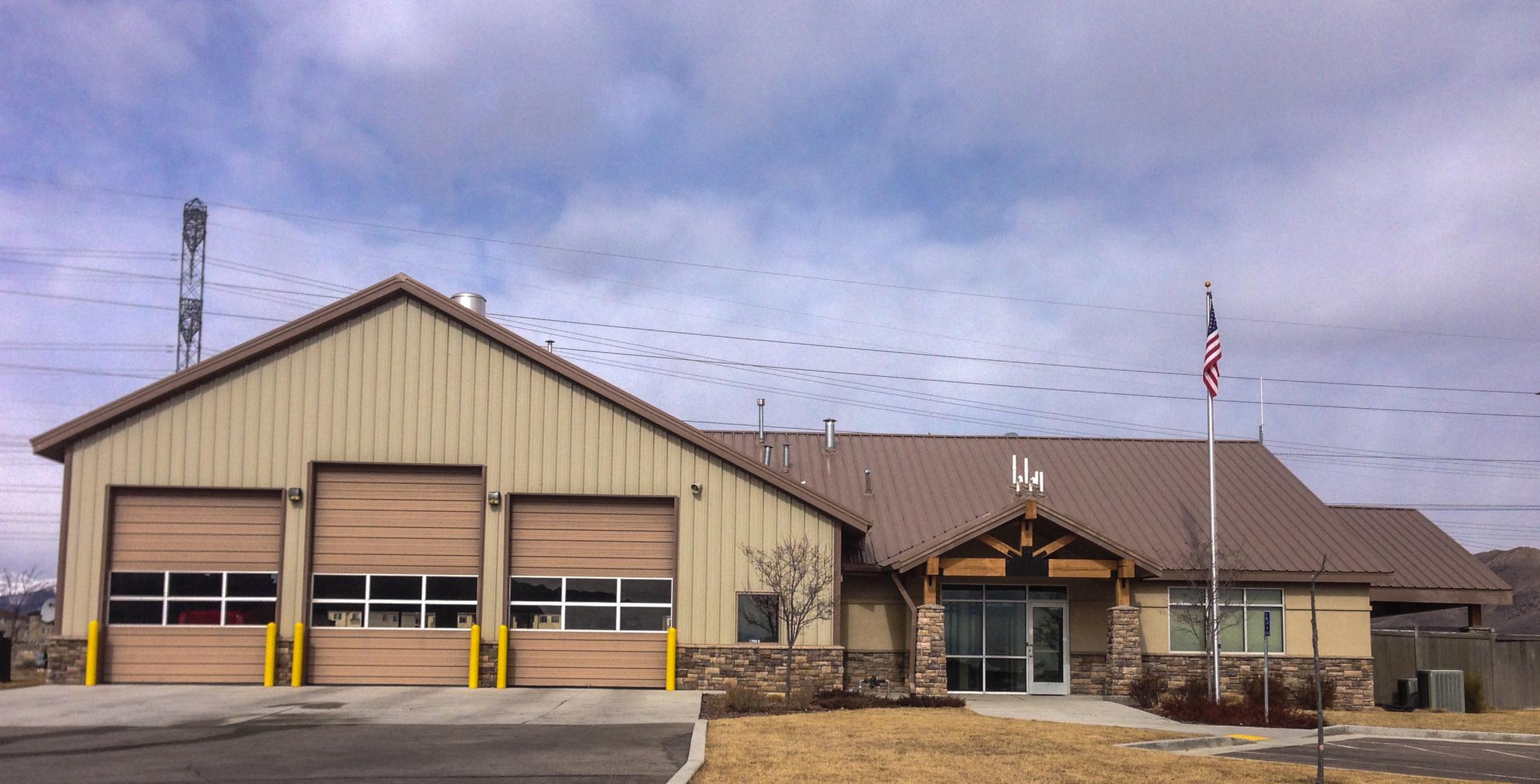 Station 252 3785 East Pony Express Parkway Eagle Mountain, UT 84005