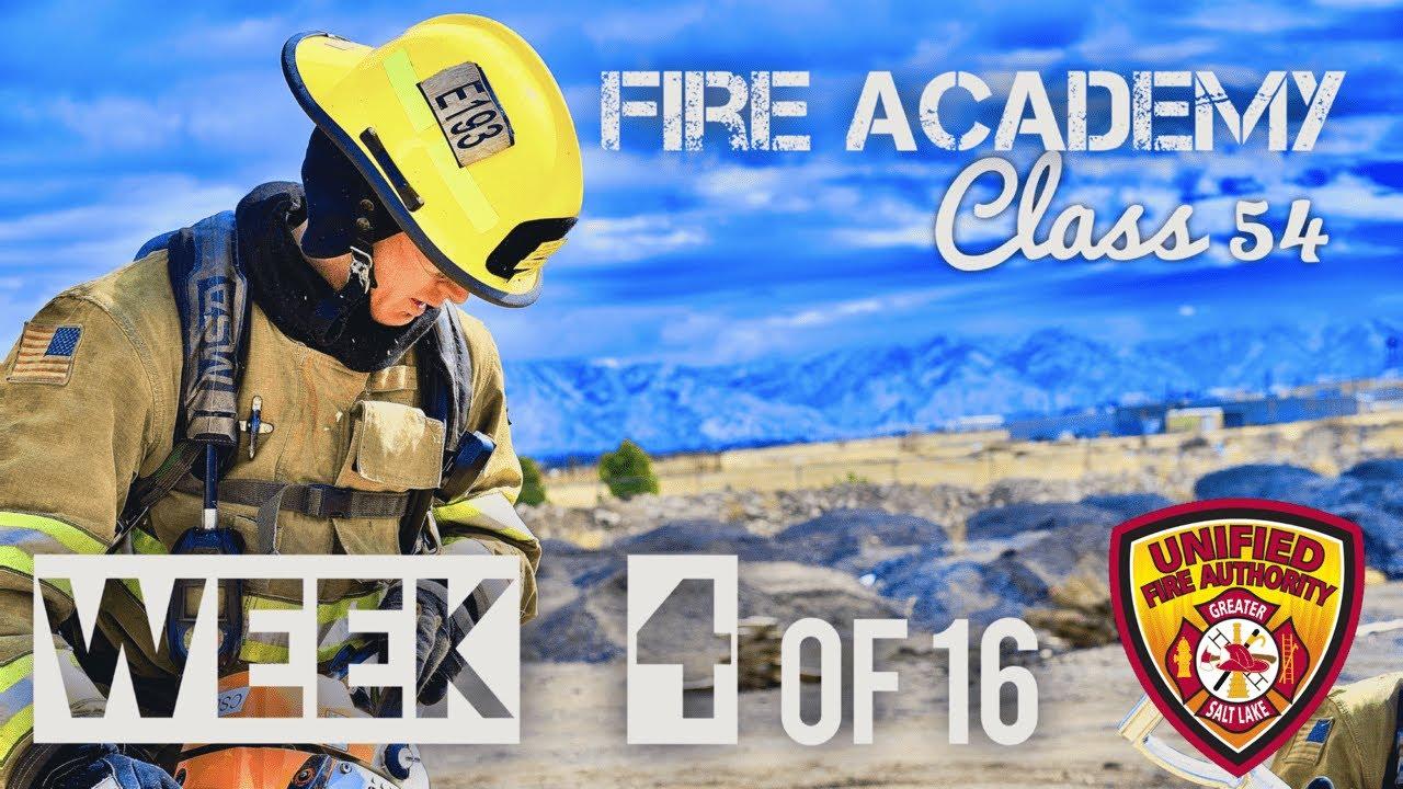 fire academy class 54 week 4 of 16